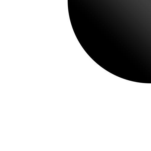 Biały / Czarny Lacobel