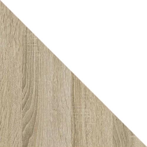 Sonoma / Biały Mat